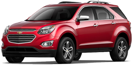 Chevy Equinox Company Car | Lease Chevrolet Business ...