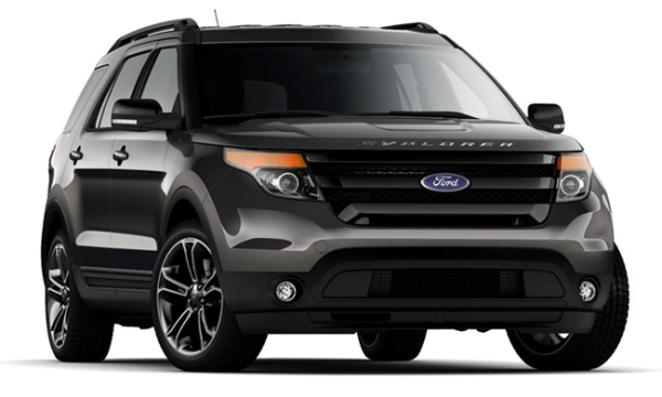 Ford Explorer Company Cars