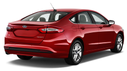 Ford Fusion Lease 2015
