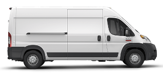 Ram ProMaster Vans for lease