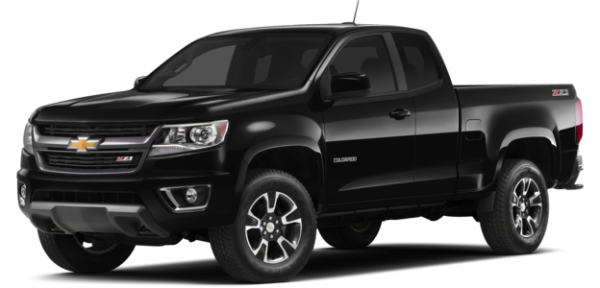 Chevy Colorado Company Car