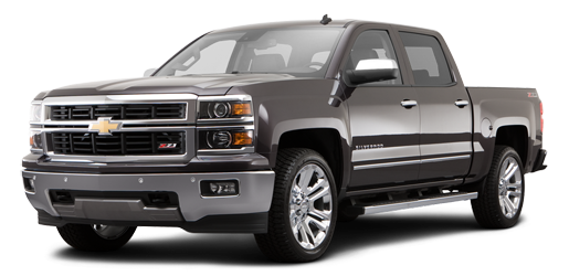 Chevy Silverado Business Vehicles