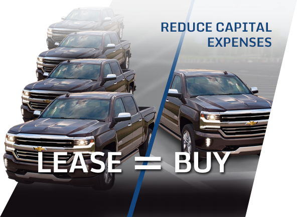 Reduce capital expenses with leasing versus buying
