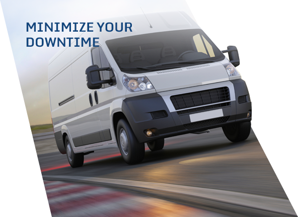 Minimize your downtime with managed fleet services