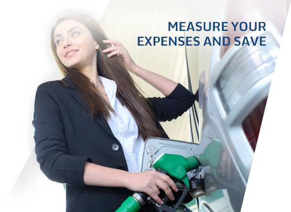 Fleet management solutions to measure expenses for bigger savings
