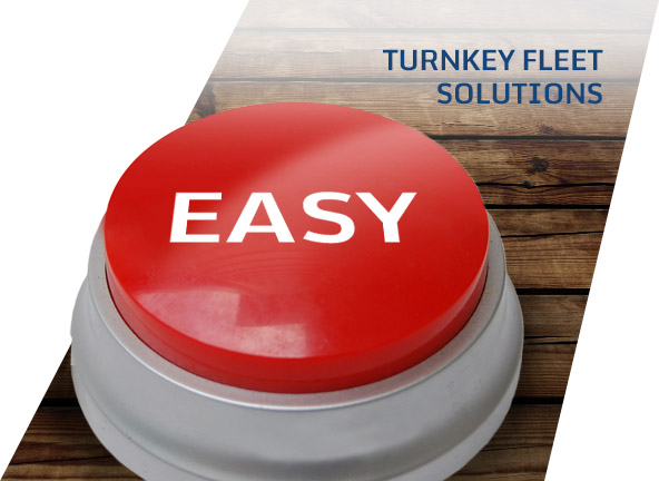 Press the Turnkey Fleet Solutions Easy Button