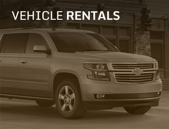 Vehicle rentals like vans